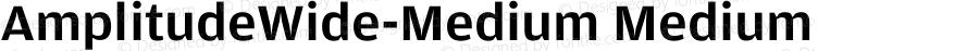 AmplitudeWide-Medium Medium 001.000