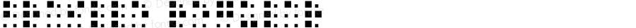 braille Regular 1.0