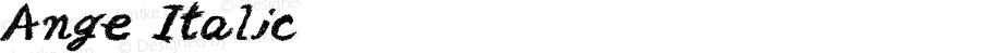 Ange Italic Fontographer 4.7 10.1.27 FG4M0000002045