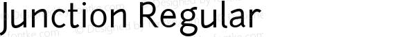 Junction Regular