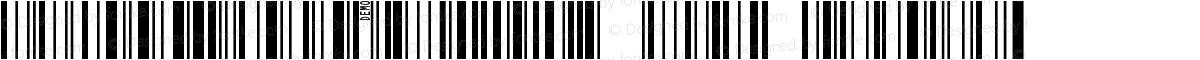 IDAutomationSC128XS DEMO Regular