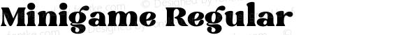 Minigame Regular