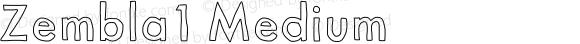 Zembla1 Medium Version 001.000