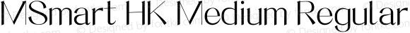 MSmart HK Medium Regular Version 3.0