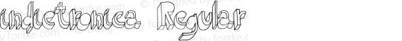 indietronica Regular Version 1.000