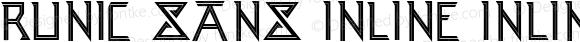 Runic Sans Inline Inline