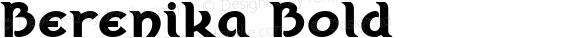 Berenika Bold