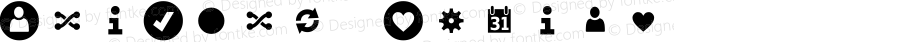 UniCons Medium Version 001.000