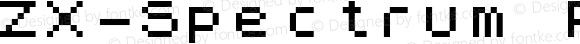 ZX-Spectrum Regular 001.000