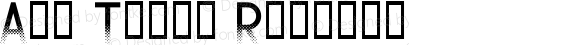 Ams Trame Regular Fontographer 4.7 26/01/12 FG4M0000002045