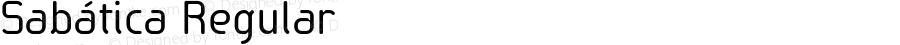 Sabática Regular Version 3.000 2012 final release