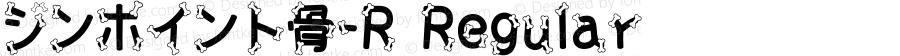 ジンポイント骨-R Regular Version 1.00