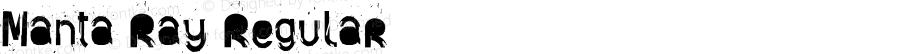 Manta Ray Regular Version 1.000 2012 initial release