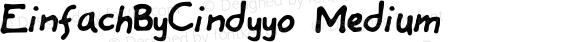 EinfachByCindyyo Medium Version 001.000