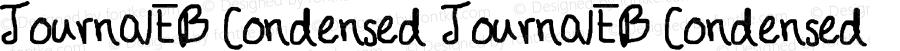 JournalEB Condensed JournalEB Condensed 001.000