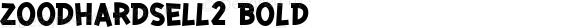 ZoodHardSell2 Bold Version 2.000