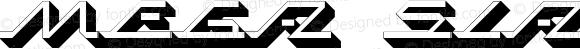 MEGA SLANT LINE 3D