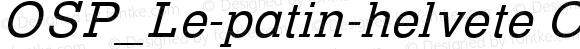 OSP_Le-patin-helvete Oblique