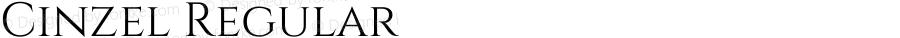Cinzel Regular Version 1.001;PS 001.001;hotconv 1.0.56;makeotf.lib2.0.21325
