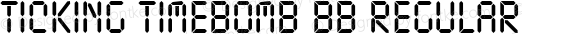 Ticking Timebomb BB Regular Version 1.000