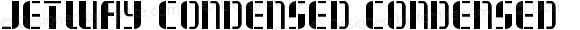 Jetway Condensed Condensed