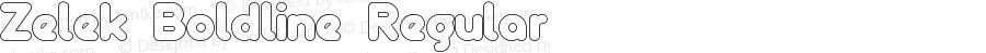 Zelek Boldline Regular Version 1.30 May 23, 2010