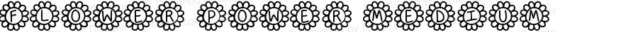 Flower Power Medium Version 001.000