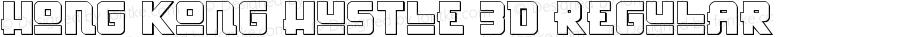 Hong Kong Hustle 3D Regular Version 1.0; 2013