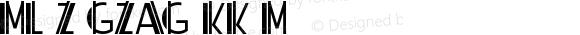 ML ZigZag KK Medium Version 1.2 December 29, 2012