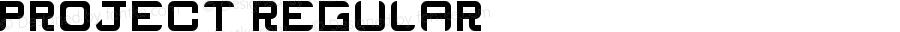 ProJecT Regular