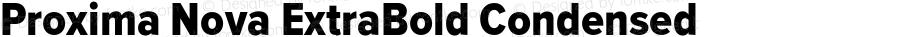 ProximaNova-ExtraBoldCondensed