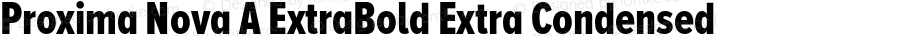 ProximaNovaA-ExtraBoldExCon