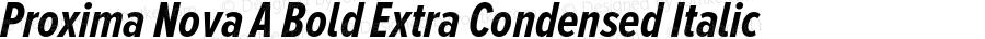 ProximaNovaA-BoldExConIt