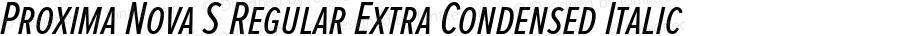ProximaNovaS-RegularExConIt