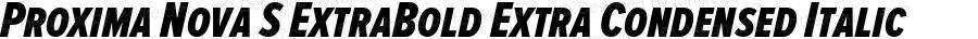 ProximaNovaS-ExtraBoldExConIt