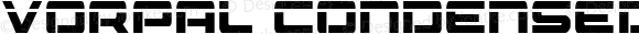 Vorpal Condensed Condensed