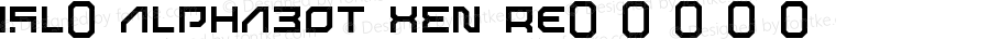 ISL_ALPHABOT XEN Regular Version 1.0