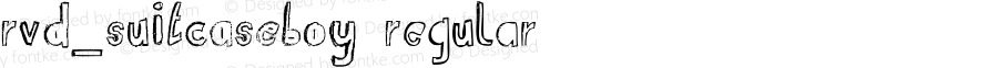 RvD_SUITCASEBOY Regular Version 1.0