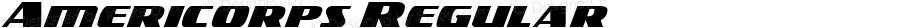Americorps Regular Version 1.0; 2012