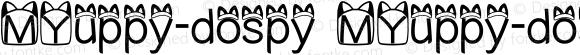 MYuppy-dospy MYuppy-dospy