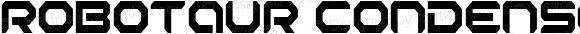 Robotaur Condensed Condensed