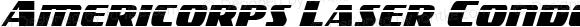 Americorps Laser Condensed Condensed Version 1.0; 2012