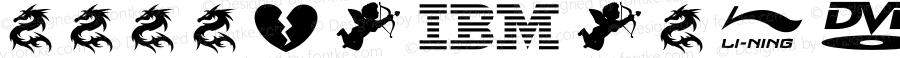 256 logo Regular Version 1.000