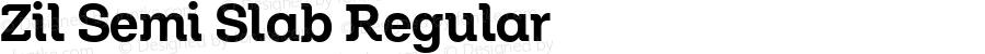Zil Semi Slab Regular Version 1.0