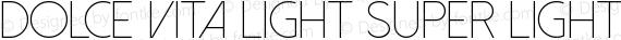Dolce Vita Light Super Light preview image