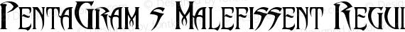 PentaGram's Malefissent Regular preview image