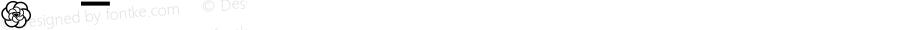 .黑体-日本语 细体 7.1d1e1