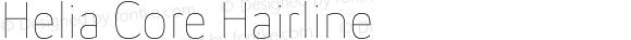 Helia Core Hairline