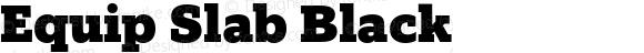 Equip Slab Black