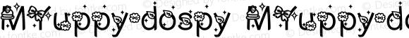 MYuppy-dospy MYuppy-dospy Version 1.00